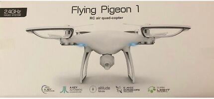 Flying Pigeon 1 Drone Brand New in Box