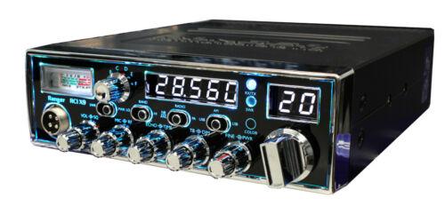 RANGER RCI-X9 10 METER Compact RADIO 120 WATT W/ UPPER & LOWER SIDEBAND