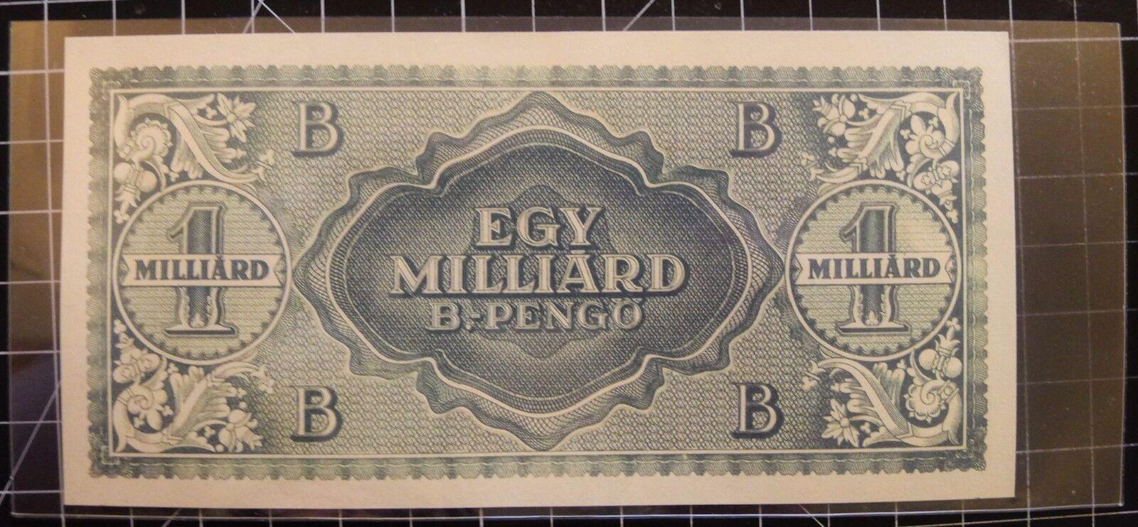 1930 Hungary NAZI NAGI 100 Pengo Banknote