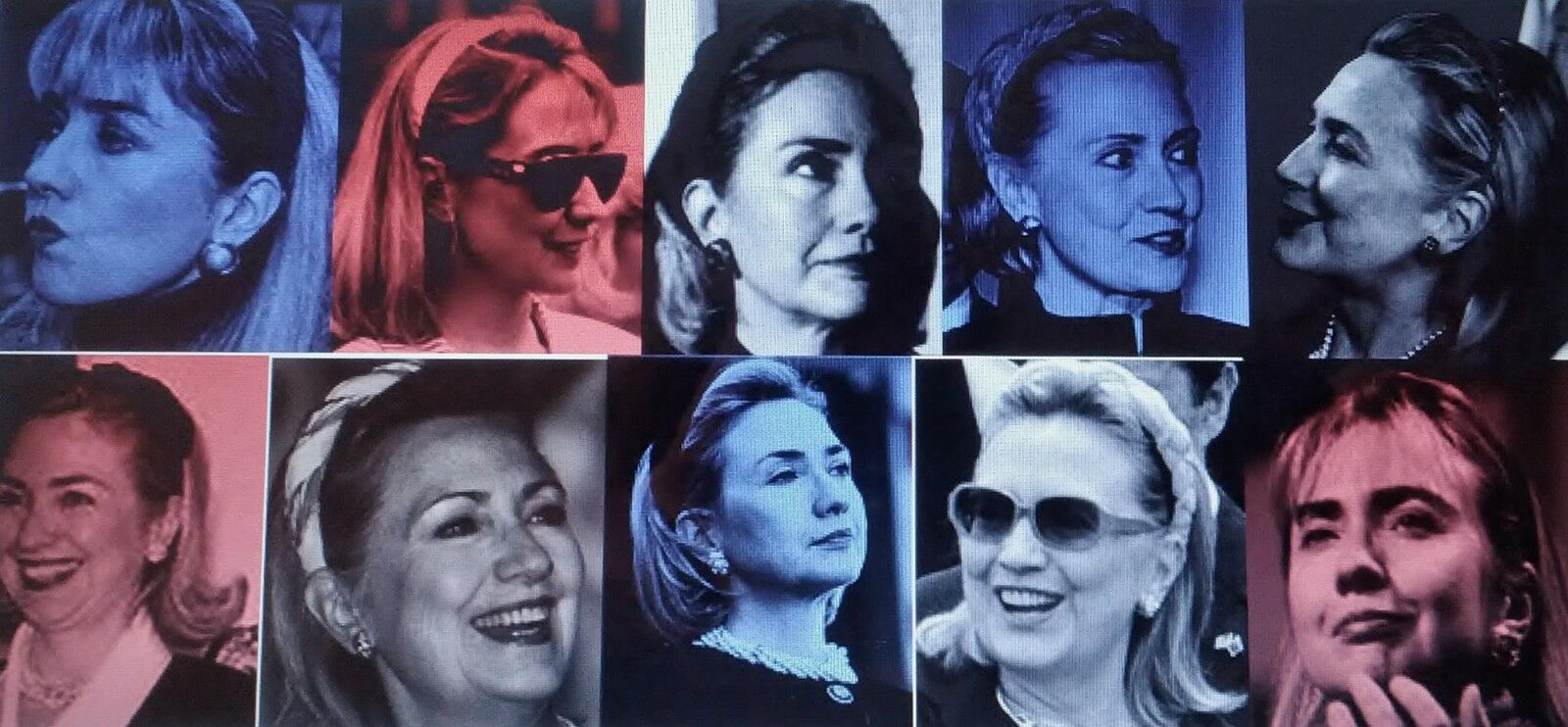 Hillary 2016 Headbands