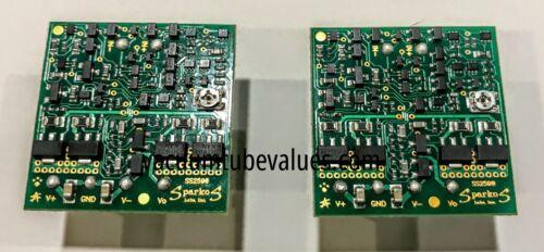 PAIR SPARKOS LABS SS2590  Discrete OPAMP  API  USA MADE