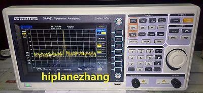 Digital Spectrum Analyzer 9k-1.5ghz Tracking Generator 8.5 Tftlcd Usb Lan 4032