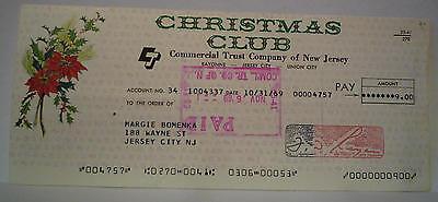 1969 Christmas Club - Weihnachtsgeld ???