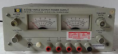 Hp Agilent 6236b Triple Output Dc Power Supply