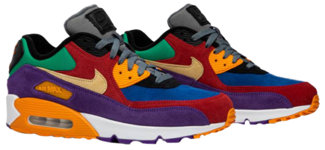 Black Nike Running Sneakers