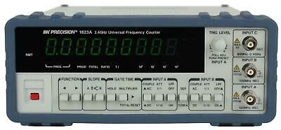 Bk Precision 1823a 2.4 Ghz Frequency Counter New