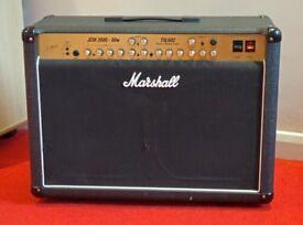 Marshall JCM2000 Model TSL602 Guitar Amp. Combo + 5 way footswitch