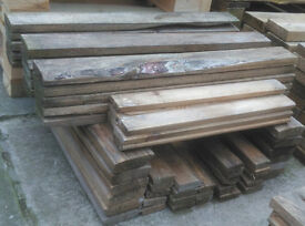 cable reel wood wooden insert lengths machine plained and shaped