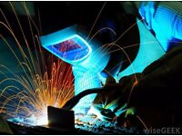 WELDING mot/psv welding transit van welding seam welding repairs