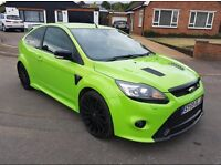Ford RS Focus 59 reg, Lux Pack 1, Stage 1, FSH, Leather Seats, P/X & Finance Welcome