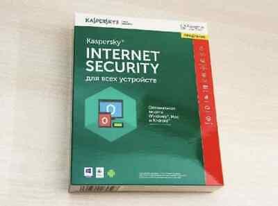 Kaspersky Internet Security 2021 1 Device 1 Year Global Multi-Device