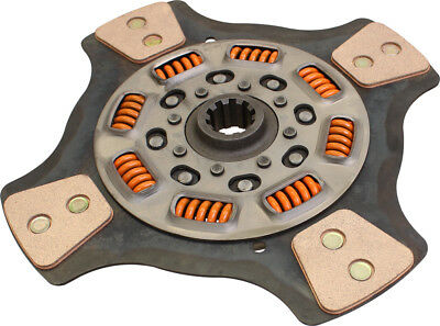 70255688 Clutch Disc 4 Pad For Allis Chalmers 190 190xt 200 7000 Tractors