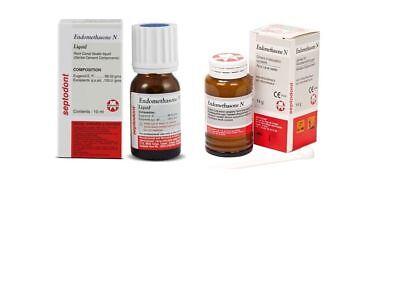 Septodont Endomethasone N Permanent Root Canal Sealer Liquid 10mlpowder