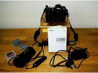 Nikon D300 Digital Camera (Body only)