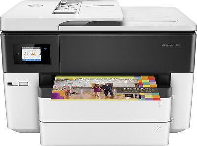 HP - OfficeJet Pro 7740 Wireless All-In-One Printer