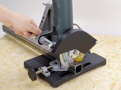 Supporto per smerigliatrice angolare, per uso con una sola mano, ø 115 / 125 mm