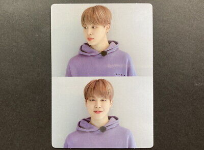 BTS-OFFICIAL MERCH BOX 3 PHOTO CARD JIMIN