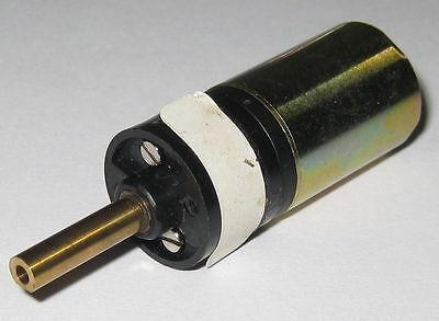 Faulhaber Motor 221 Gearhead - 24v - 650 Rpm - 1624e024s - 24 V Dc