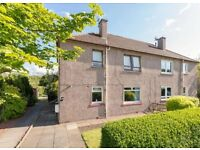 A LOVELY DOUBLE VILLA HOUSE IN MURRAYFIELD WITH IMMEDIATE ACCESS TO THE TRAM NETWORK
