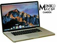 Apple MacBook 17' Core i7 2.66Ghz 6gb Ram 120GB SSD Final Cut Pro X Premiere Pro Microsoft Office