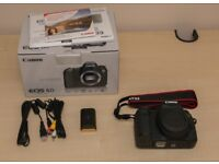 Canon 6D Body - Low Shutter Count - comes with Charger, Strap, Battery, Cables, Original Box