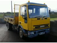 Iveco ford tipper