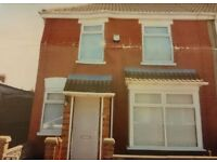 3 Bedroom Semi Detached House, for sale, front and back garden with patio GCH system, Double glazed