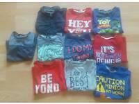 Boy's Clothes Bundle, 4-6yrs