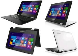 Lenovo 2in 1 laptop tablet