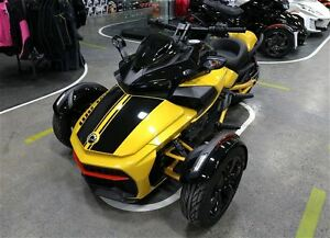 2017 can-am Spyder F3-S SE6 Daytona 500 Edition