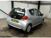 TOYOTA AYGO FOR SALE LOW MILLAGE!