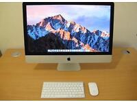 iMac 27 like new hardly used