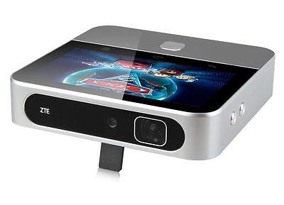 ZTE SPRO 2 HD Smart DLP Projector Unlocked 4G LTE! & WiFi Android - Netflix HBO!