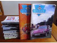 Triumph TR magazines