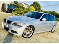 BMW 320d M-Sport Touring, FSH, IMMACULATE, Lots of Flash For the Cash. A4 estate avant