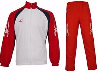 Mizuno Pro Team Tracksuit Woven Crystal 60WW851-62