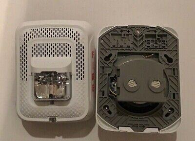 System Sensor Spswl Fire Alarm Speakerstrobe White Wall