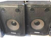 PROSOUND PS120 Speakers Pair