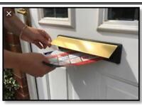 door to door leaflet distributor wanted in KT19 area