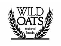 Marketing & PR position at Wild Oats Wholefoods, an independent, local Bristol store.