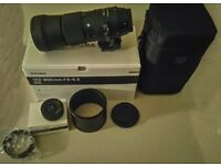 Sigma 150-600mm Contemporary Lens Canon Fit