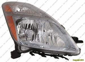 Head Light Passenger Side With HID High Quality Toyota Prius 2007-2009