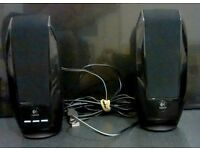 Logitech P.C. Speakers Used * As New* £5