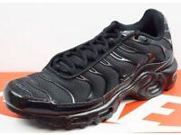 more photos 0459e 905cb Nike air max tn black size 9