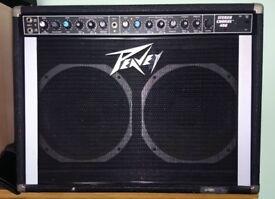"Peavey Stereo Chorus 400 2 x 12"" 130W RMS Guitar Amplifier"