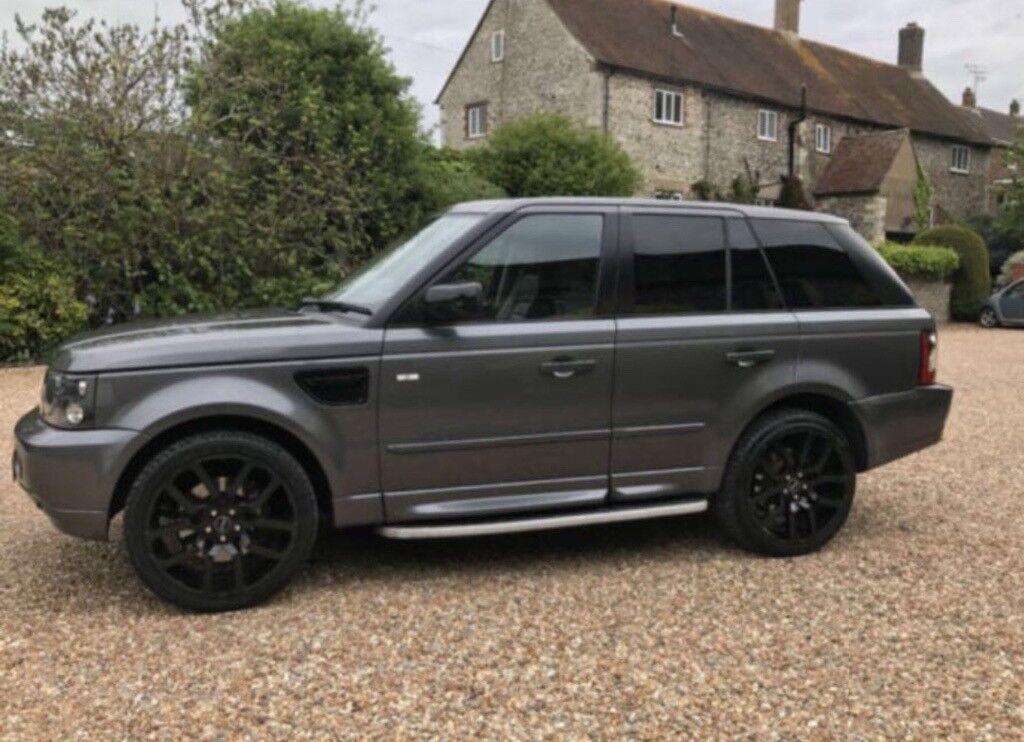 Land Rover Range Rover Sport Brand New Mot And Full