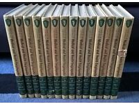 The New Illustrated Medical And Health Encyclopedia 1966 - Complete set Vol 1-14