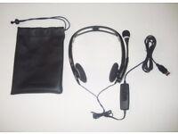 Plantronics Audio 400 USB Headset