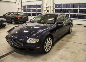 2005 Maserati Quattroporte DUOSELECT EXECUTIVE GT