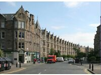 Large 5 bedroom flat available in Marchmont, Edinburgh